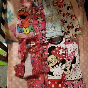 Other - Girls winter pajamas
